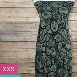 Brand New XXS Lularoe Maxi Skirt